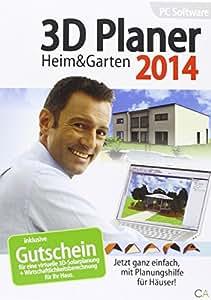 Buhl Data Service 3D Planer Heim & Garten 2014 - Softwa