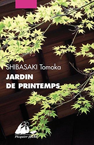 Jardin de printemps par Tomoka Shibasaki