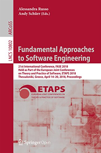 Fundamental Approaches to Software Engineering: 21st International Conference, FASE 2018, Held as Part of the European Joint Conferences on Theory and ... Science Book 10802) Descargar Epub Ahora