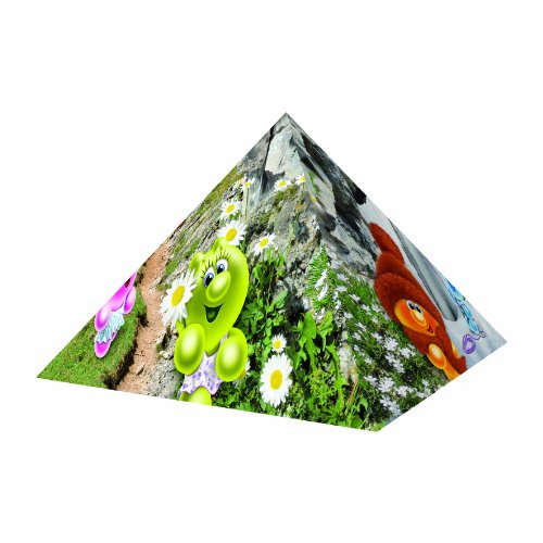 Ravensburger 12486 - Gelini - 240 Teile puzzlepyramid®