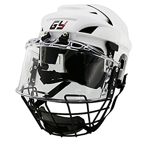 Ice Hockey Player Helmet With cage (M)