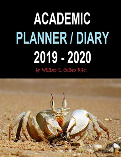 ACADEMIC PLANNER / DIARY 2019-2020: CANCER