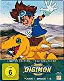 Digimon Adventure - Staffel 1, Volume 1: Episode 01-18 [Blu-ray]
