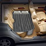 #2: YFXOHAR Travel Air Sofa Car Bed Inflatable Mattress Camping Pad Car Rear Seat Sofa