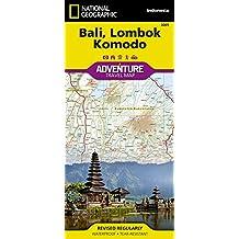 BALI/LOMBOK/KOMODO 1/155.000