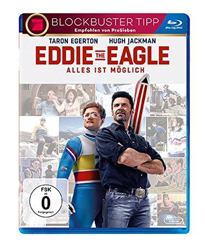 Bild von Eddie the Eagle - Alles ist möglich [Blu-ray]