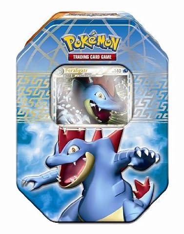 Pokemon Tin Deck Box#15 (Pokemon Diamant)
