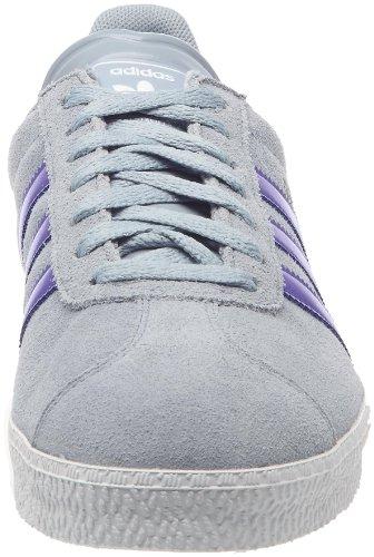 Originals Viola Scarpe Gazzella Bianco D'argento 2 Moda Adidas Sneaker Scuro Lifestyle Uomo dT1xqd