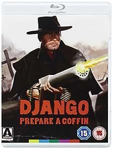 Django, Prepare A Coffin [Blu-ray]