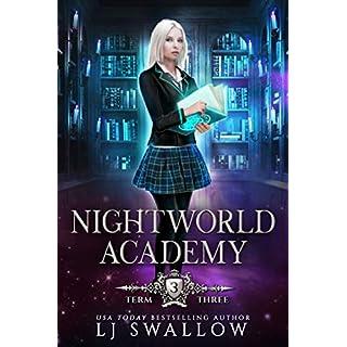 Nightworld Academy: Term Three (English Edition)