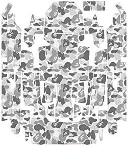 Meijunter Camouflage Corps Wrap Autocollant DécalcoFemmeies UV Autocollant Peau Film pour DJI Mavic Pro Drone   Coût Modéré