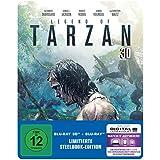 Legend of Tarzan - Steelbook inkl. Blu-ray