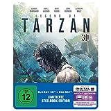 Legend of Tarzan - Steelbook inkl. Blu-ray [3D Blu-ray] (exklusiv bei Amazon.de)
