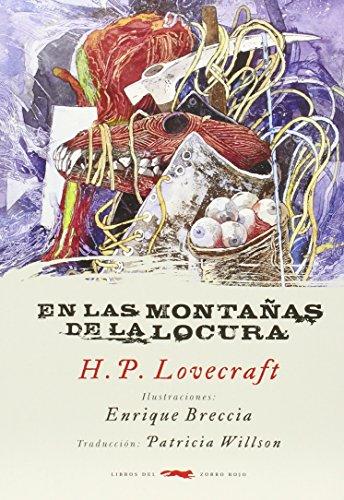 En Las Montañas De La Locura (SERIE ILLUSTRATA/FICCIÓN FANTÁSTICA)