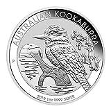 The Perth Mint 1 OZ Silber Silver Münze 1 Unze - Kookaburra 2019