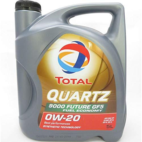 TOTAL 5 Litri Quartz 9000 Future GF5 0W-20