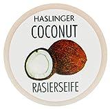 Haslinger Rasierseife Coconut - Kokos