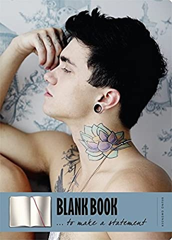 Blank book -