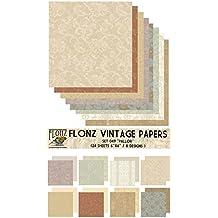 Bastelpapier Vintage suchergebnis auf amazon de für bastelpapier vintage bürobedarf