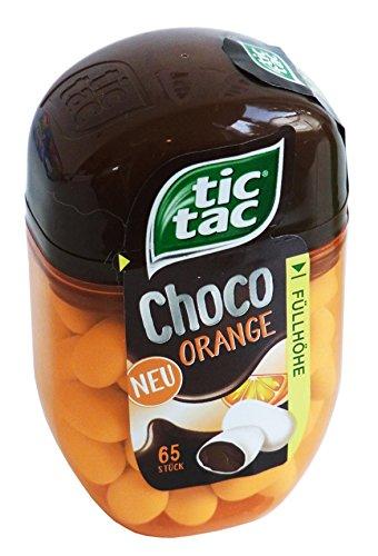 tic tac Choco Orange, 1er Pack (1 x 81g)