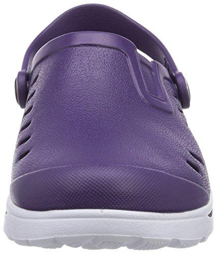 Chung Shi  DUX ORTHO, Mules mixte adulte Violet - Violett (indigo lila)