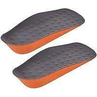 Bequeme Männer-Frau PU-unsichtbare Innere erhöhte hohe Einlegesohlen-Schuh-Stützauflage-weiche Einlegesohlen-Schmerzlinderung... preisvergleich bei billige-tabletten.eu