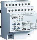 Gira 103600 Schalt Jalousieaktor 4 fach 2 fach 16 A KNX EIB REG