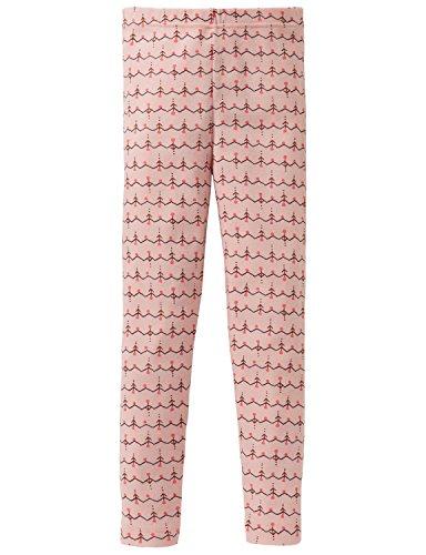 Schiesser Mädchen lang Unterhose, Gelb (Apricot 603), 104