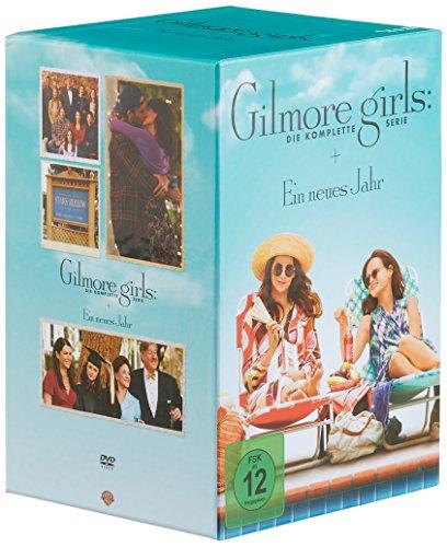 Preisvergleich Produktbild Gilmore Girls: Die komplette Serie + Ein neues Jahr [DVD]