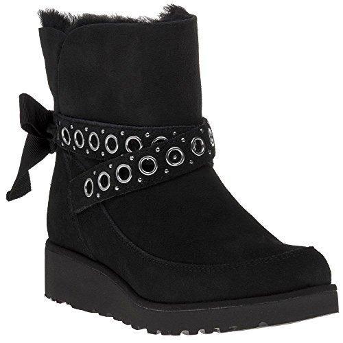 UGG® Alisia Femme Boots Noir