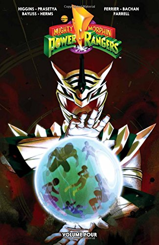 Mighty Morphin Power Rangers Vol. 4 (Power Ranger Comic)