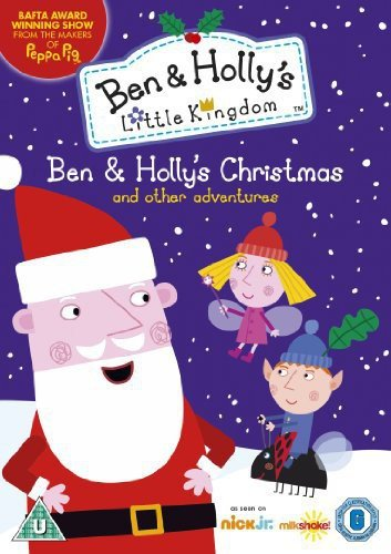 Vol. 5: Ben And Holly's Christmas