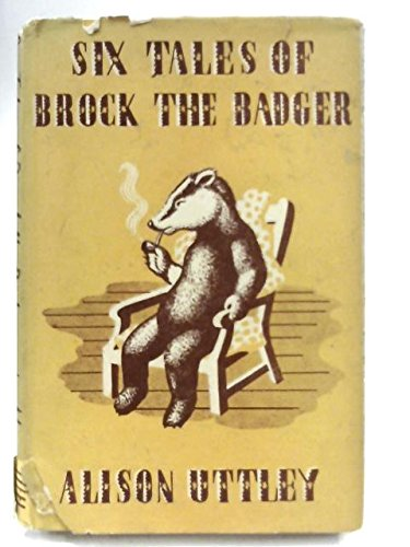 Six Tales of Brock the Badger.