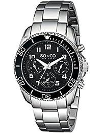 SO&CO Reloj 5029.1 Plateado