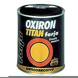 OXIRON - Esmalte Antioxido Liso Tabaco Oxiron 375 Ml
