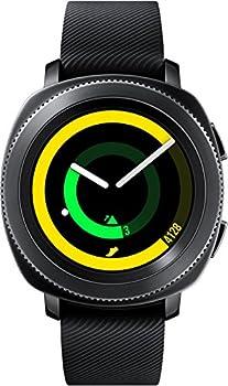 Samsung Gear Sport Smartwatch Sm-r600 Schwarz 0