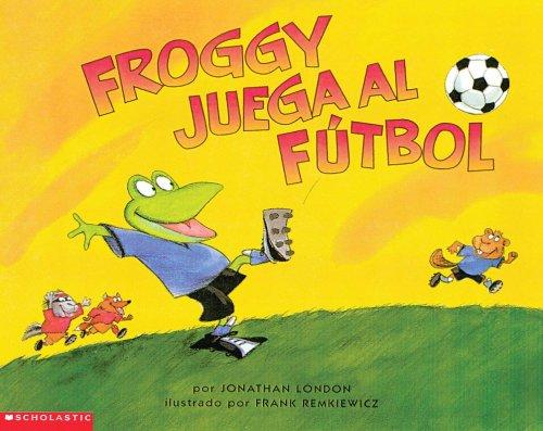 Froggy Juega al Futbol