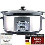 Syntrox Germany 6,5 Liter Digitaler Edelstahl Slow Cooker mit Timer und Warmhaltefunktion apple butter-51BmPBHsmXL-Apple Butter aus dem Crockpot / Slow Cooker