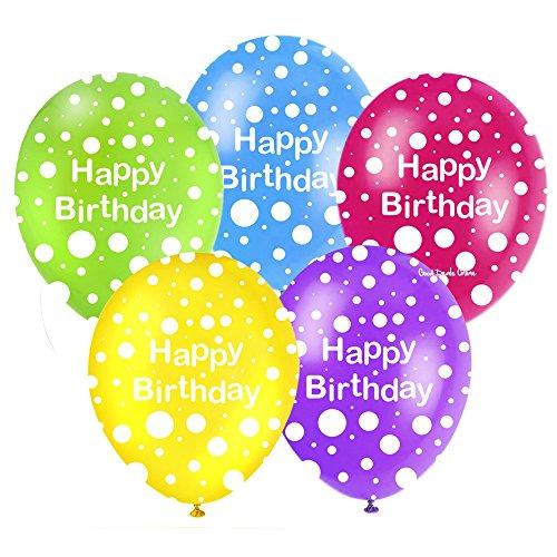 happy birthday balloons amazon co uk rh amazon co uk Birthday Celebration Clip Art Free Birthday Hat Clip Art Free