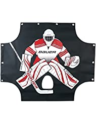 Bauer Sharpshooter fits 54 x 44-Inch Goal, Black by Bauer