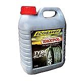 #3: Waxpol Ecosaver Tyre Black - 2.5 Ltr