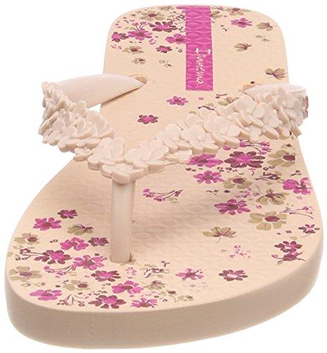 Ipanema Fashion Floral Fem, Infradito Donna Mehrfarbig (Pink/Pink)