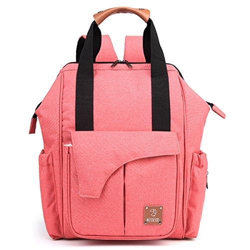 ERCZYO Mochila de Viaje de Gran Capacidad para Hombres ERCZYO (Color : Color Pink, Size : OneSize)