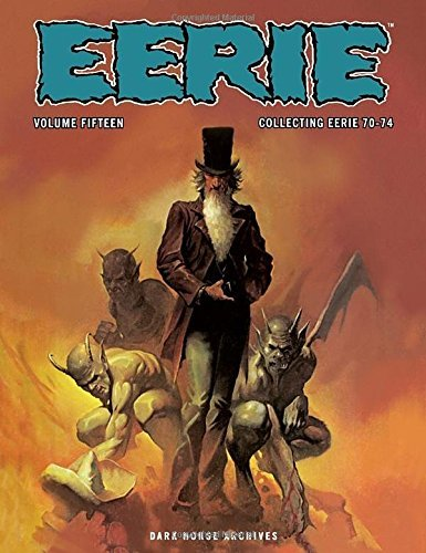 Eerie Archives Volume 15 by Budd Lewis (2014-02-04)