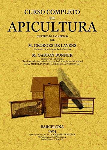 Curso completo de apicultura por Georges de Layens