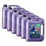 Liqui Moly 6X 1361 Synthoil Energy 0W-40 Motoröl Vollsynthetisch 5L