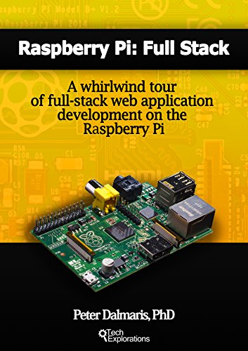 Raspberry Pi: Full Stack: A whirlwind tour of full-stack web application development on the Raspberry Pi (English Edition) - Stack-sensor
