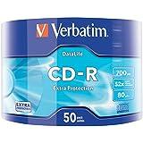 Verbatim 43787 CD de reescritura - CD-RW vírgenes