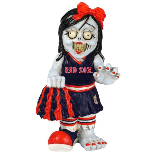 Boston Red Sox Zombie Cheerleader Figur (Cheerleader Zombies,)