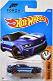 Hot Wheels, 2016 Muscle Mania, '16 Camaro SS [Blue] Forza Motorsports #129/250 by California-Toys.com